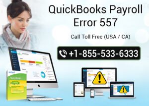 How to resolve QuickBooks Payroll error 557?