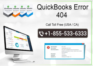How to resolve QuickBooks error 404?