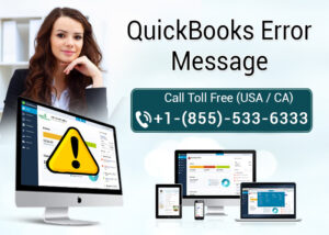 What to do when a QuickBooks error message strikes