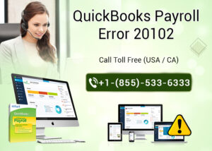 How To Fix QuickBooks Payroll Error 20102