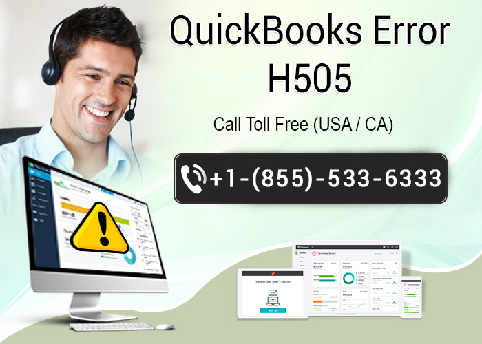 You are currently viewing How to get rid of QuickBooks error H505?